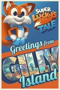 [Gratis] DLC voor Super Lucky's Tale Greetings from Island & Guardian Trials (Xbox One)