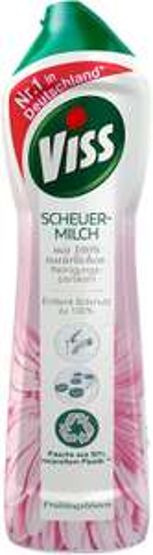 8 flessen Viss (CIF) Scheuermilch reinigingsmiddel @Amazon.de