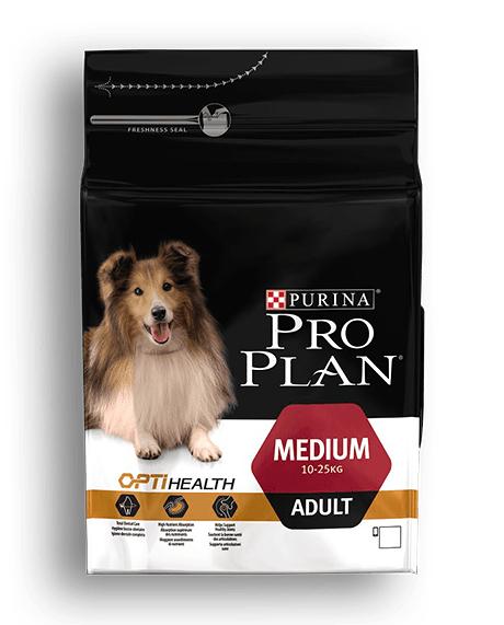 Gratis purina Pro Plan proefverpakking hondenvoer