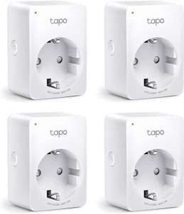 TP-LINK Tapo P100 (4-pack) @ Amazon.nl