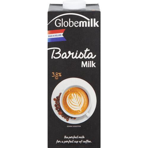 Dirk, Globalmilk Barista (houdbare volle opschuim melk) 4 voor €3
