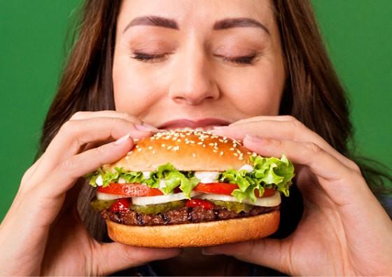 Plant-based Whopper van €4,95 voor €3,00 @ App Burger King