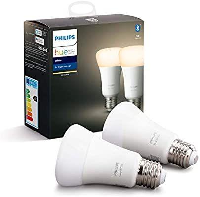 Philips Hue standaard (met Bluetooth) duopack (2 lampen)