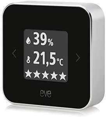 Eve Room - Slimme binnenklimaatsensor @ Amazon.nl