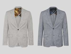 Angelo Litrico Business-colbert - Slim Fit voor €14,90/€19,90 (was €59,90) @ C&A