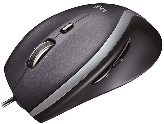 Logitech M500 - Degelijke muis