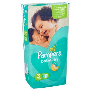 2 pakken pampers baby dry voor €20,- (vanaf 0,20ct p/s) met code! @ JUMBO PICK-UP POINT
