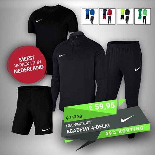 Nike trainingsset 18 (4-delig) @ Geomix