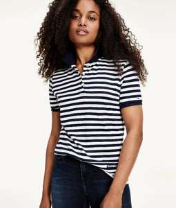 Tommy Jeans dames polo voor €18,95 @ Amazon.nl
