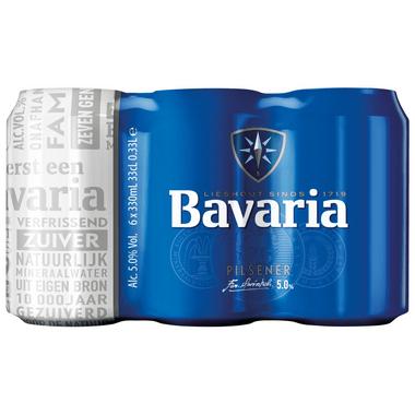 6 pack Bavaria voor 1.99 bij de Dekamarkt