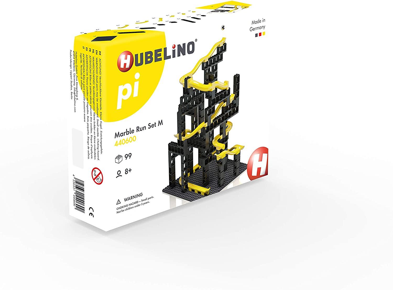 Hubelino Pi, knikkerbaan die op Lego past