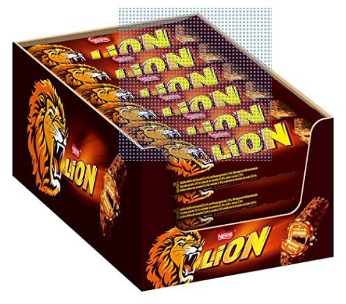 Lion chocolade reep