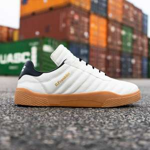 D. Franklin 918 White Sneakers (was €49,99)