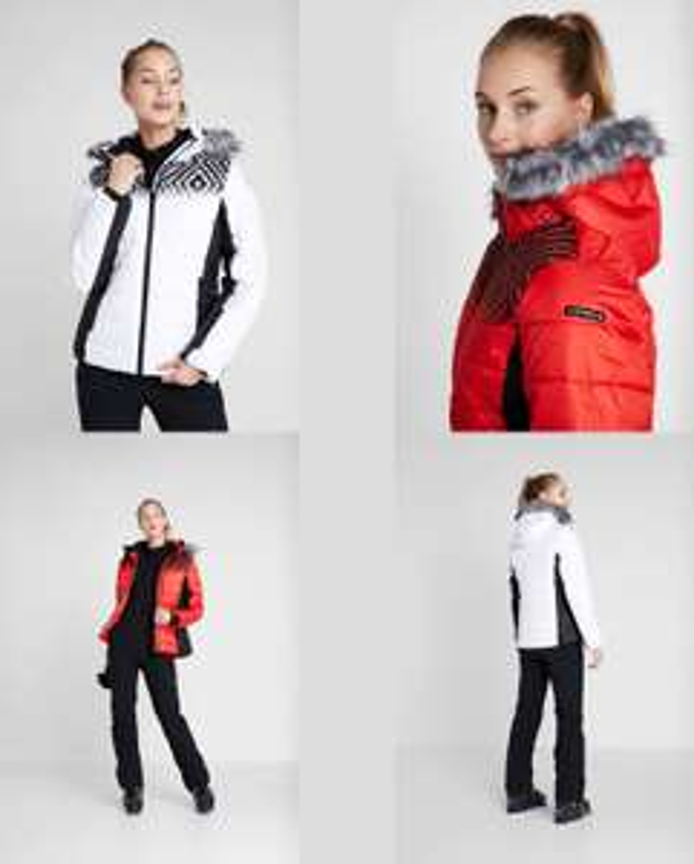 Icepeak dames ski-jas [was €169,95] @ Zalando