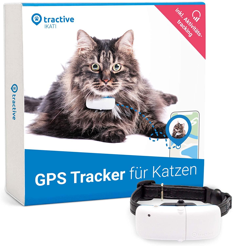 Tractive GPS tracker voor honden en katten