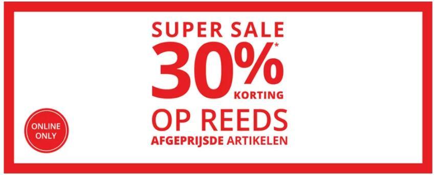 30% EXTRA korting op sale - tot 75% korting @ Peek & Cloppenburg