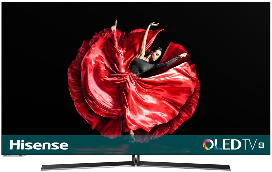 "Hisense H55O8B 55"" 4K Ultra OLED TV @ Kamera Express"