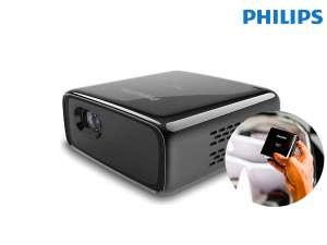Philips PicoPix Micro PPX320/INT Projector