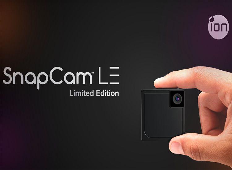 Gadget: iOn Snapcam @Dirk