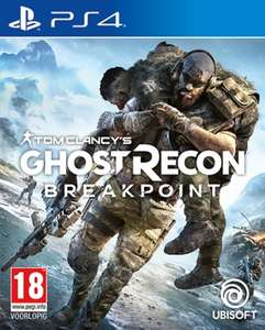 Ghost Recon Breakpoint (PS4) @ Shopto
