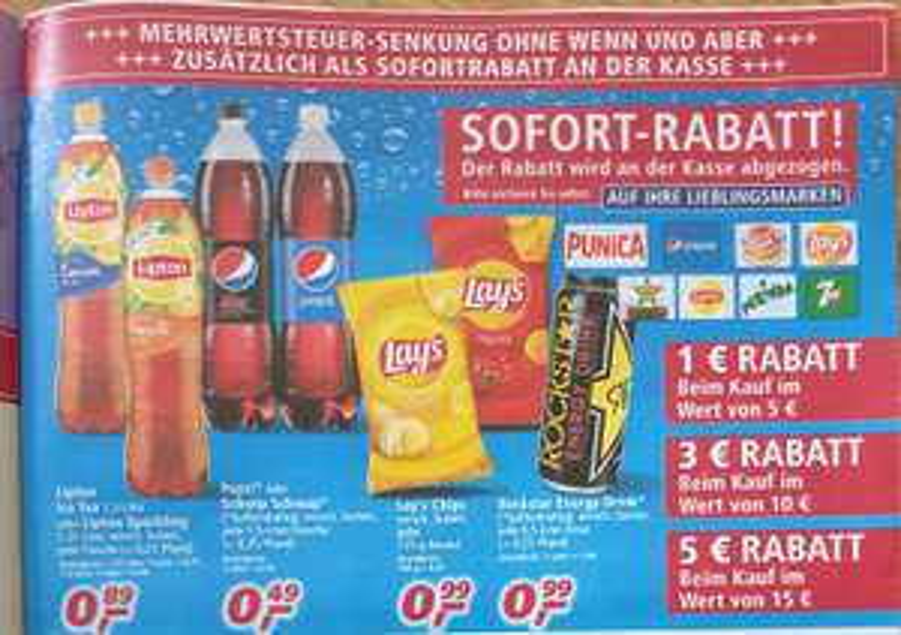 (Grensdeal) Pepsi cola 1.5liter @real