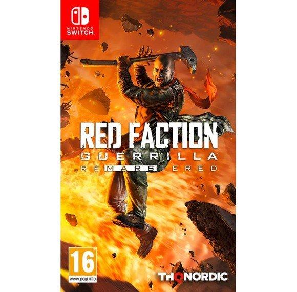 Red Faction Guerrilla Re-Mars-tered voor Nintendo Switch €16,50 @Coolshop.nl