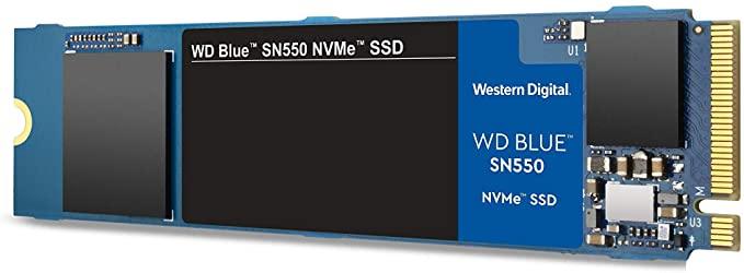 WD Blue SN550 500GB (WDS500G2B0C)