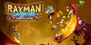 Rayman Legends: Definitive Edition [Nintendo Switch eShop Download]