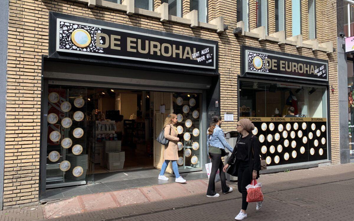 [Den Haag] Eurohal lederhosen (leuk voor vrijgezellenfeest) en alles voor 1 euro, echt alles