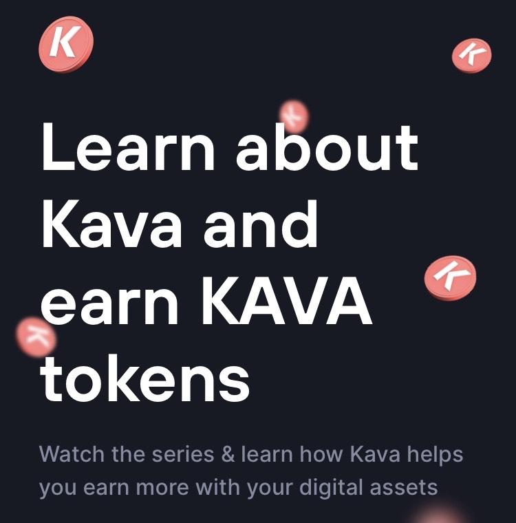 Gratis crypto bij CoinMarketCap earn kava