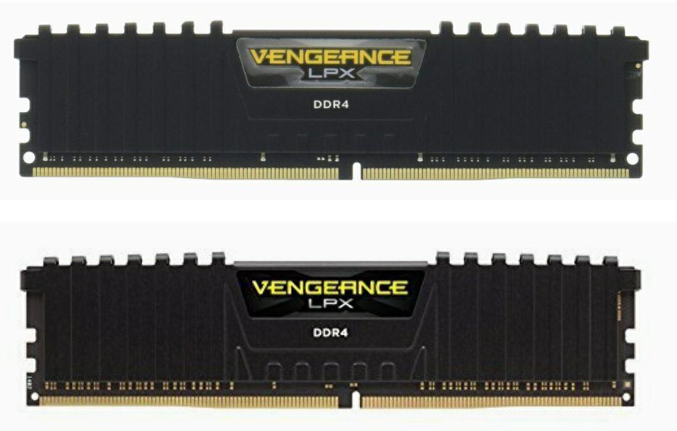 Corsair Vengeance LPX 32GB (2x16GB), 2666MHz, C16