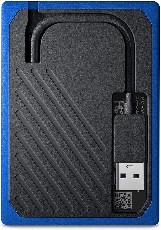 WD Externe 500GB SSD voor 46,77 euro bij Amazon NL
