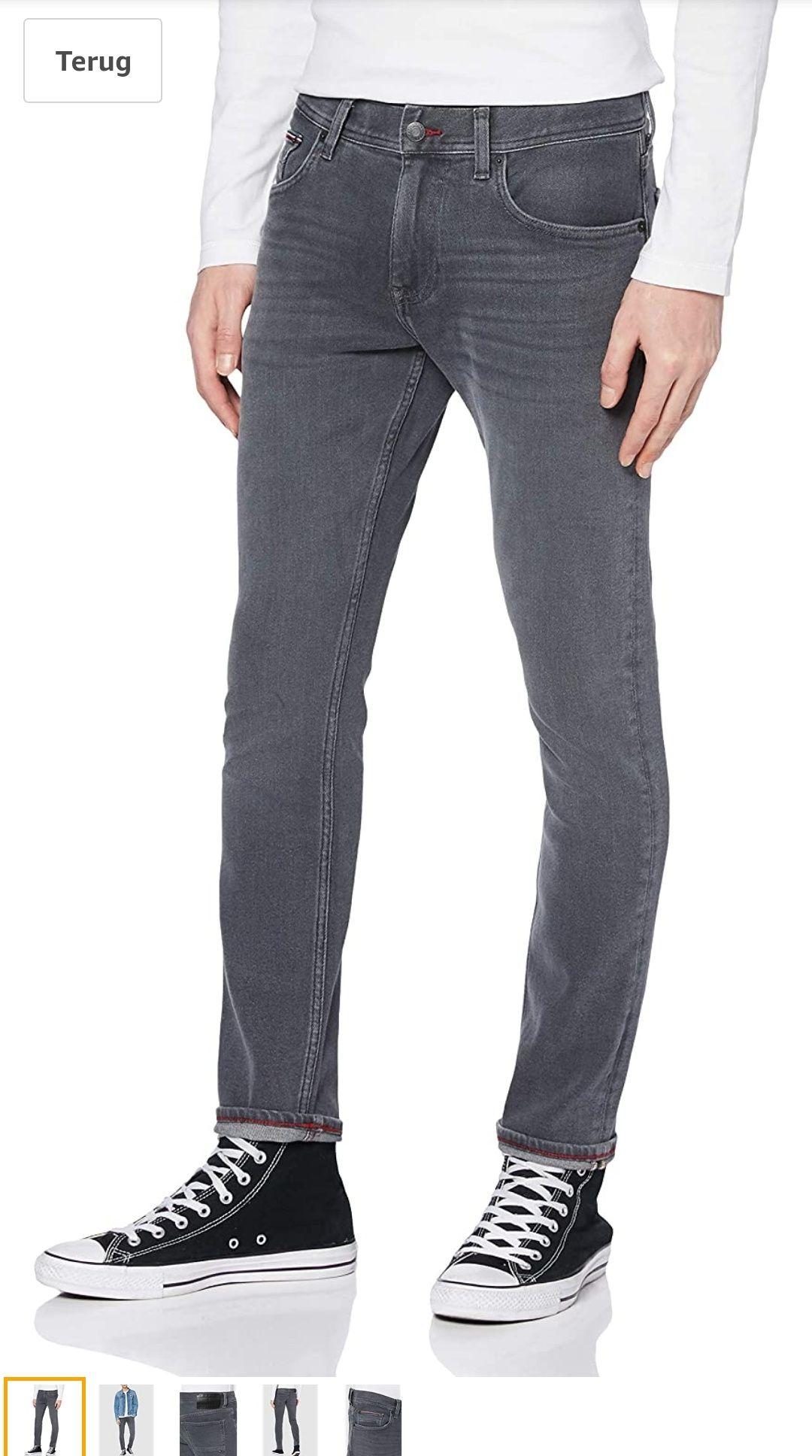 Tommy Hilfiger Heren Layton Slim Fit Jeans