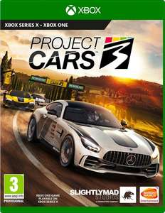 Project CARS 3 (Xbox One) Live Key voor €29,01 @ Eneba