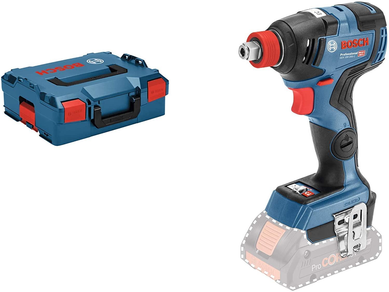 Accudraaislagmoeraanzetter, Bosch GDX 18V-200 C @ Amazon.de