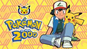 Pokémon the Movie 2000 weer gratis te bekijken (Engelstalig) @ Pokémon TV
