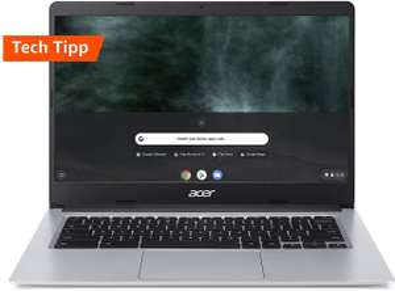 [PRIJSFOUT] Acer chromebook 14 inch fullhd incl. Jbl hoofdtelefoon