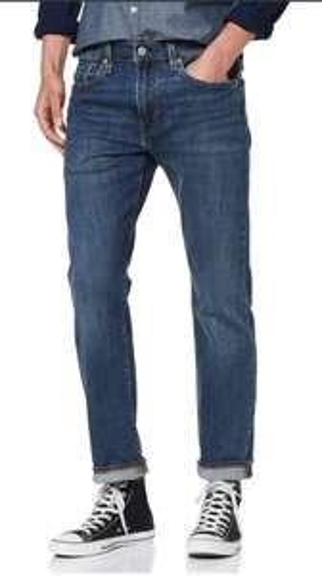 Levi's 502 Regular Heren Taper Jeans (Regular fit)
