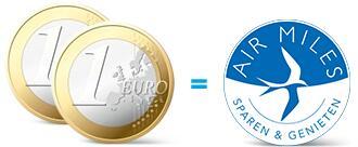 €10 korting bij besteding van €20 met Airmiles (voor als je niets te doen hebt) @ Albert Heijn