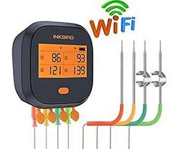 Inkbird IBBQ-4T WLAN bbq thermometer