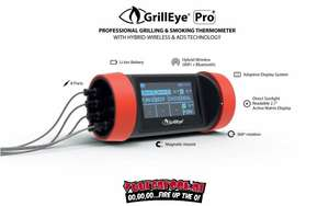 Grilleye Pro+ Wifi inclusief 2 probes