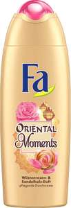 4x Fa Oriental Moments douchecreme (250ml) voor €2,10 @ Amazon.de