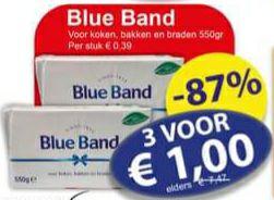 Blue Band pakkie boter