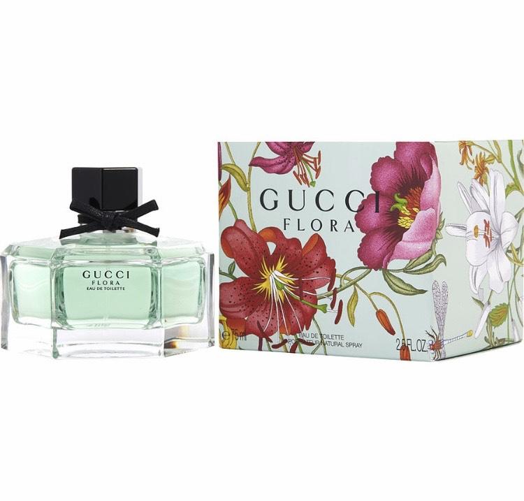 Gucci Flora Eau De Toilette 75ml