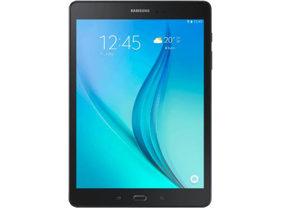 SAMSUNG SM-T550NZKA Galaxy Tab A WiFi 16 GB Tablet