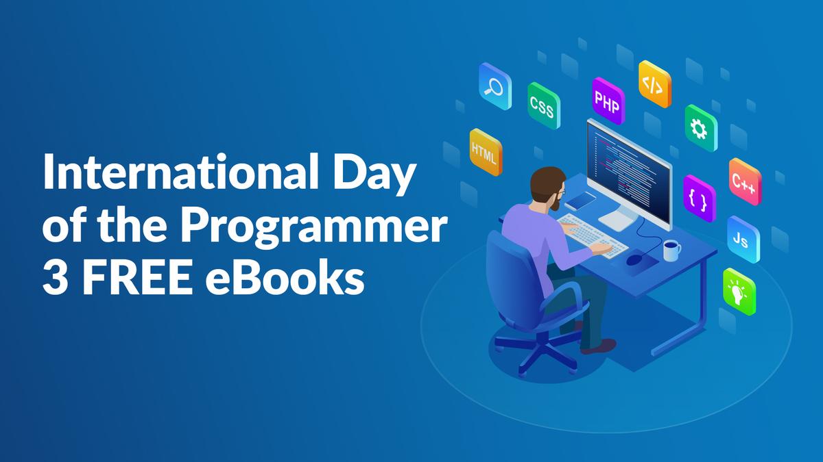 Drie gratis e-books: Java/Python/C++