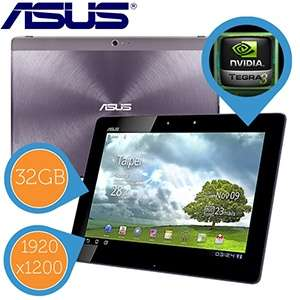 Asus TF700T Transformer Pad Infinity (32GB) voor €205,90 @ iBOOD