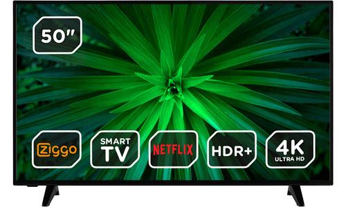 "OK. ODL50740U-DIB 50"" 4K HDR Smart TV @ Media Markt"