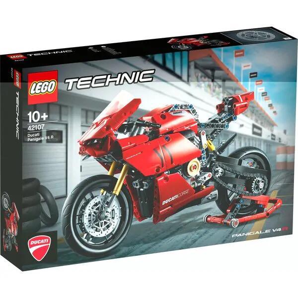 LEGO TECHNIC: Ducati Panigale V4 R (Kortingsavond Kruidvat 20% korting)