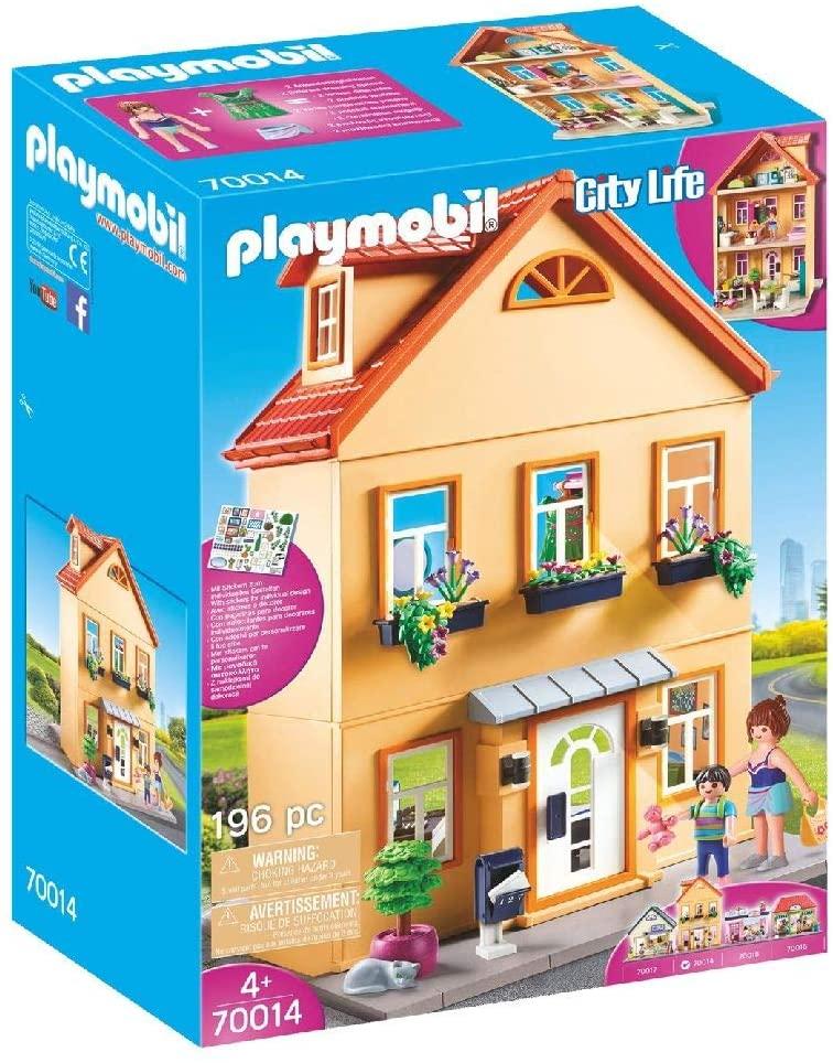 Playmobil 70014 City Life Mijn Huis